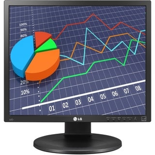 "LG 19MB35PM-B 19"" LED LCD Monitor - 5:4 - 5 ms"