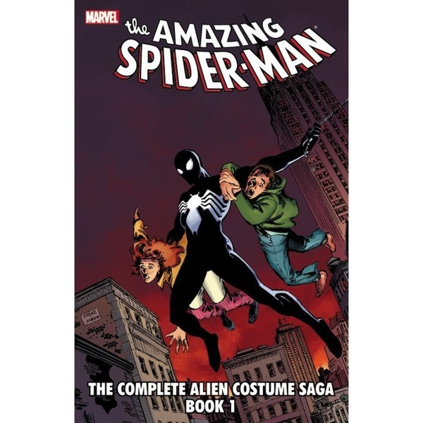 Spider-Man 1: The Complete Alien Costume Saga (Paperback) 12302948