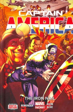 Captain America 4: The Iron Nail - Marvel Now (Hardcover)