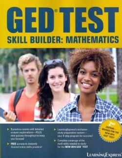 GED Test Skill Builder: Math (Paperback)