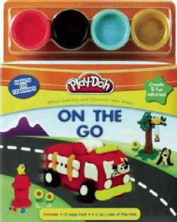 On the Go: Includes 4 1 Oz. Cans of Play-doh (Board book)