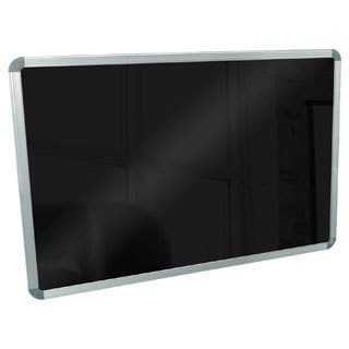 Luxor Wall Mounted Black Markerboard