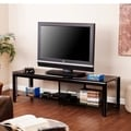 Upton Home Winslow Black Media/ TV Stand