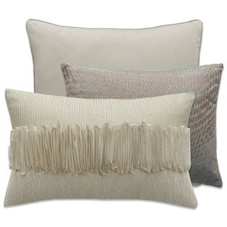 Modern Living Sterling Poppy Decorative Pillows (Multiple Options Available)