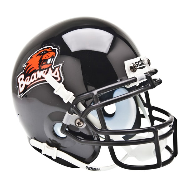 NCAA Oregon State Beavers Mini Football Helmet