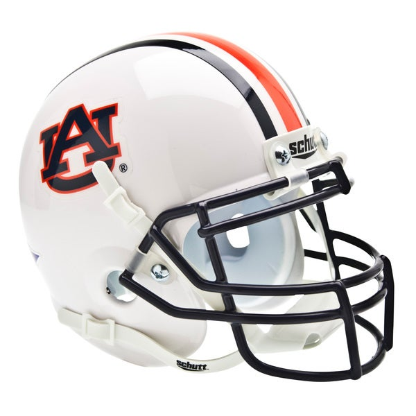 NCAA Auburn Tigers Mini Football Helmet 12304558