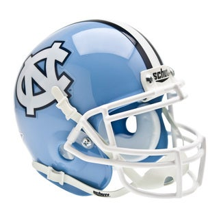 NCAA North Carolina Tarheels Mini Football Helmet
