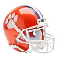 NCAA Clemson Tigers Mini Football Helmet