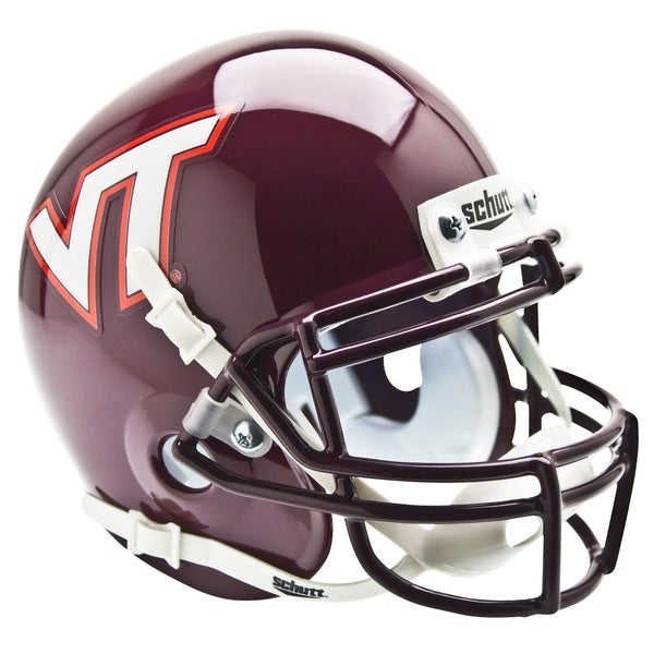 NCAA Virginia Tech Hokies Mini Football Helmet