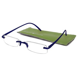 Gabriel + Simone Readers Unisex Le Gel II Rectangular Reading Glasses