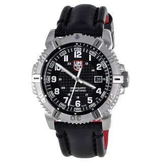 Luminox Men's Mariner Black Watch