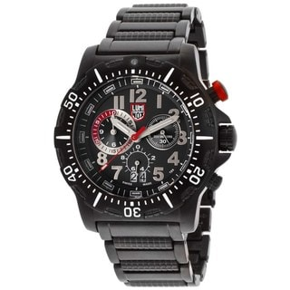 Luminox Men's Dive Chronograph Black Watch