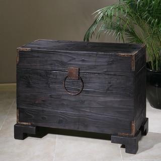 Carino Hardwood Trunk Table