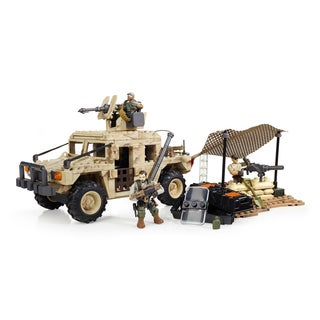 Call of Duty Light Armor Firebase Construction Set