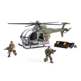 Mega Bloks Call of Duty Chopper Strike Constrution Set