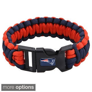 NFL Durable Nylon AFC East Survivor Bracelet