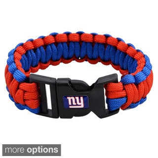 NFL Durable Nylon NFC East Survivor Bracelet