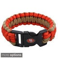 NFL Durable Nylon NFC West Survivor Bracelet