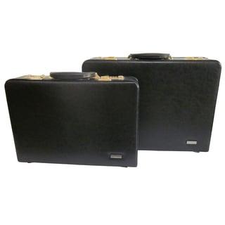 Amerileather Fimont Leatherette Attache Case (Set of 2)
