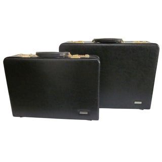 Amerileather Fimont Leatherette Attache Case (Set of 2)