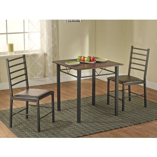 Maxen 3-piece Metal Dining Set