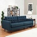 Empress Tufted Upholstered Sofa