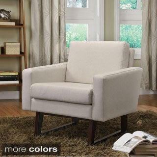 Dean Linen Accent Chair