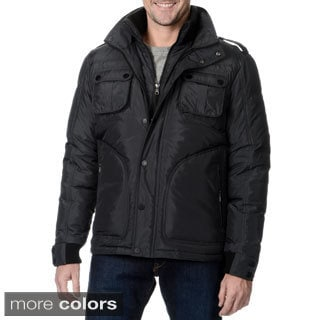 Fleet Street Men's Down Puffer Jacket