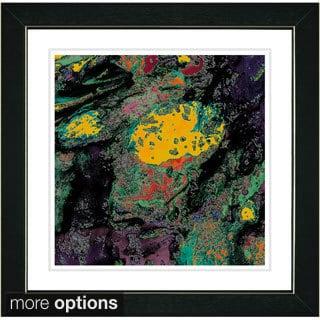 Zhee Singer 'Pachigam' Framed Fine Art Print