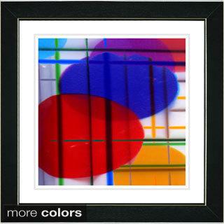 Zhee Singer 'Closed Circuit' Framed Fine Art Print