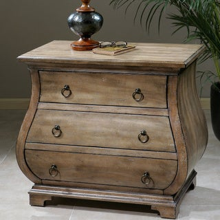 Samina Hardwood Accent Chest