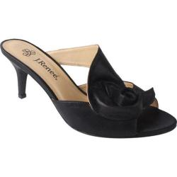 Women's J. Renee Joslin Black Satin