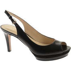 Women's Nine West Able 20 Black2 Shahi Kid Leather