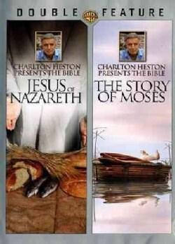 Charlton Heston: Jesus Of Nazareth/The Story Of Moses (DVD)