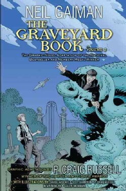 The Graveyard Book 2 (Hardcover)