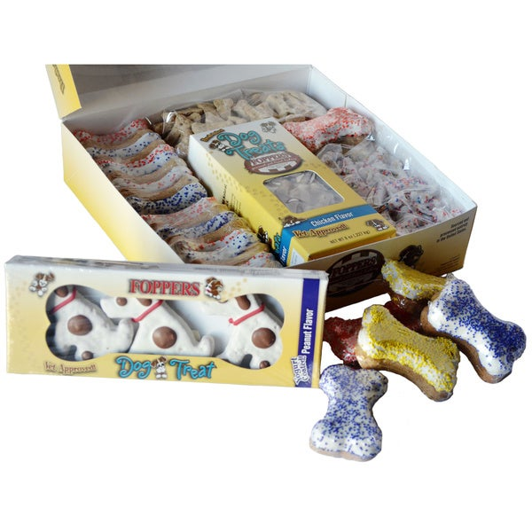 287-piece Everyday Gourmet Pet Treats Gift Set