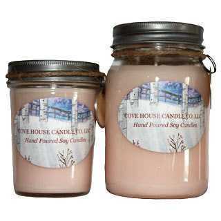 Bombshell 8-ounce/ 16-ounce Soy Container Candle