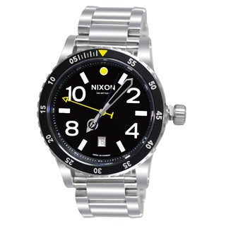 Nixon Men's Diplomat SS Black Watch