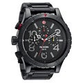 Nixon Men's 48-20 Chrono Black Watch