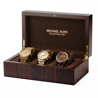Michael Kors Women's MK5682 Ritz Collection Set Multicolor Watch