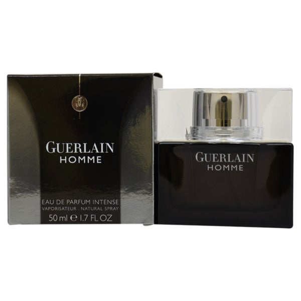Guerlain Homme Men's 1.7-ounce Eau de Parfum Intense Spray