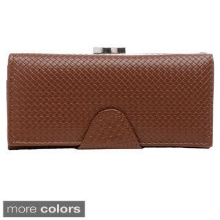 J. Furmani Patterned Wallet