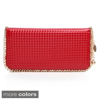 J. Furmani Textured Fashion Wallet