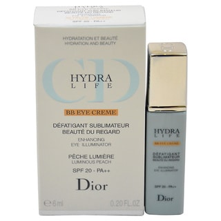 Dior Hydra Life 02 Luminous Peach BB Eye Creme