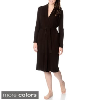 Ply Cashmere Women's Self-tie Cashmere Robe