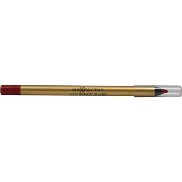 Max Factor Colour Elixir #12 Red Blush Lip Liner 12312593