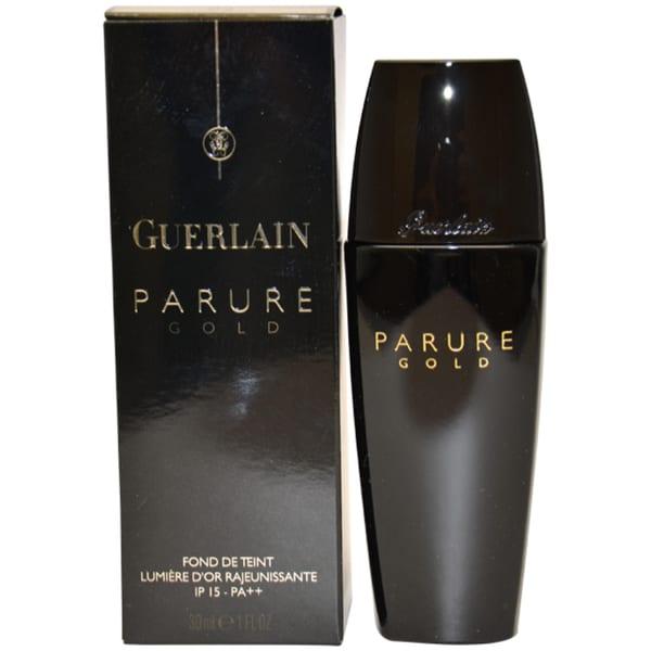 Guerlain Parure Gold 02 Beige Clair Rejuvenating Foundation