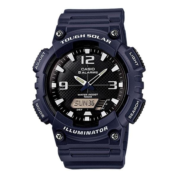 Casio Men's AQ-S810W-2A2V AnaDigi Blue Watch