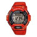 Casio W-S220C-4AV Red Runner Tough Solar Multi-Function Watch