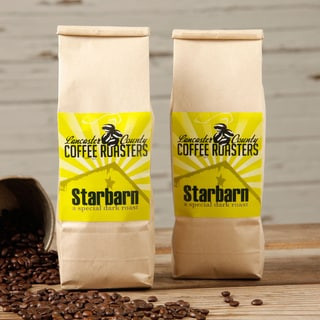 Lancaster County Starbarn Coffee - Two 1lb Bags